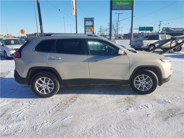 2015 Jeep Cherokee North (Stk: A2602) in Saskatoon - Image 7 of 21