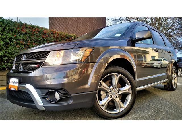 2017 Dodge Journey Crossroad (Stk: G0076) in Abbotsford - Image 1 of 18