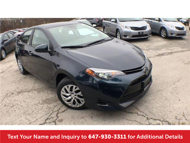 2017 Toyota Corolla LE (Stk: 19850) in Mississauga - Image 2 of 19