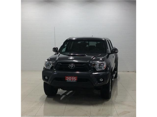 2015 Toyota Tacoma V6 (Stk: P5097) in Sault Ste. Marie - Image 1 of 11