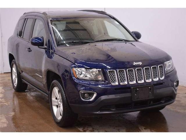 2017 Jeep Compass North 4x4 - HEATED SEATS * LEATHER * SUNROOF  (Stk: B3052) in Kingston - Image 2 of 30