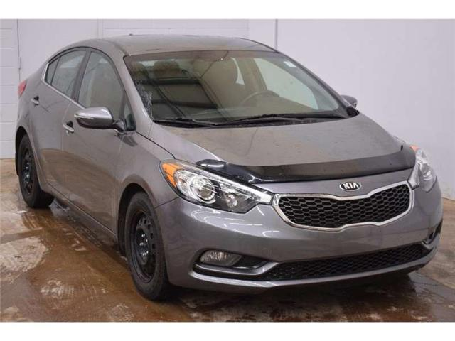 2015 Kia Forte EX - BACKUP CAM * HEATED SEATS * TOUCH SCREEN  (Stk: B3031) in Napanee - Image 2 of 30