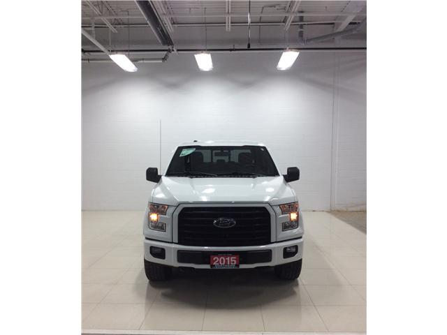 2015 Ford F-150 XLT (Stk: T18017A) in Sault Ste. Marie - Image 2 of 13