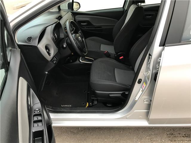2018 Toyota Yaris LE (Stk: NE107 ) in Calgary - Image 8 of 19