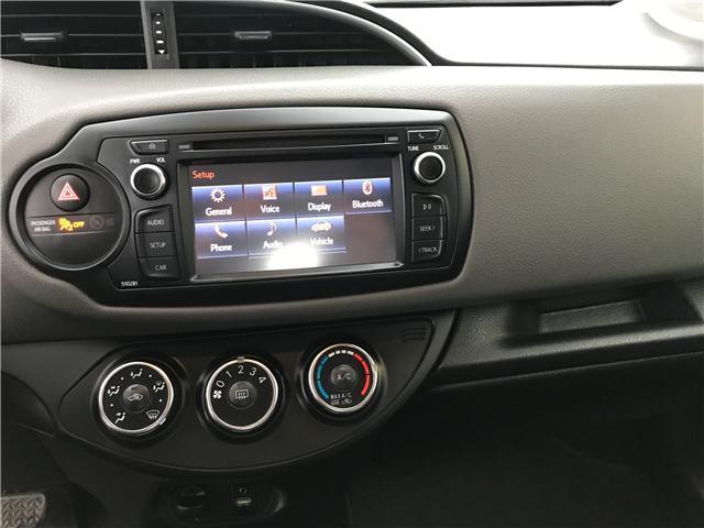 2018 Toyota Yaris LE (Stk: NE107 ) in Calgary - Image 12 of 19