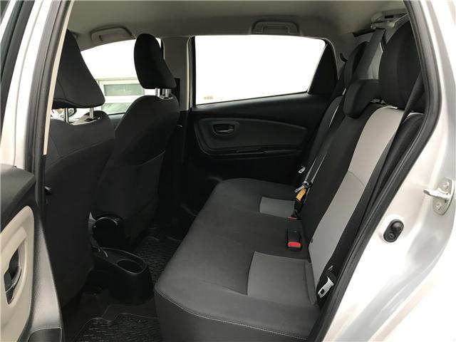 2018 Toyota Yaris LE (Stk: NE107 ) in Calgary - Image 15 of 19