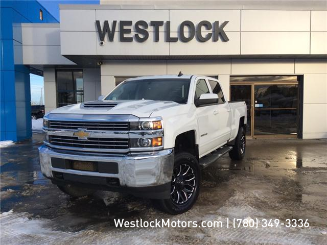 2017 Chevrolet Silverado 2500HD LT 1GC1KVEYXHF111299 T1850 in Westlock