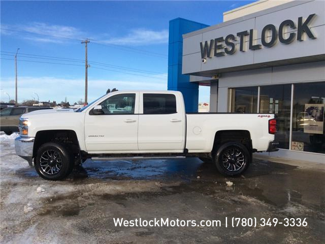 2017 Chevrolet Silverado 2500HD LT (Stk: T1850) in Westlock - Image 2 of 25