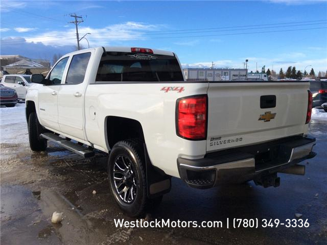 2017 Chevrolet Silverado 2500HD LT (Stk: T1850) in Westlock - Image 3 of 25