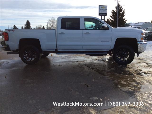 2017 Chevrolet Silverado 2500HD LT (Stk: T1850) in Westlock - Image 8 of 25