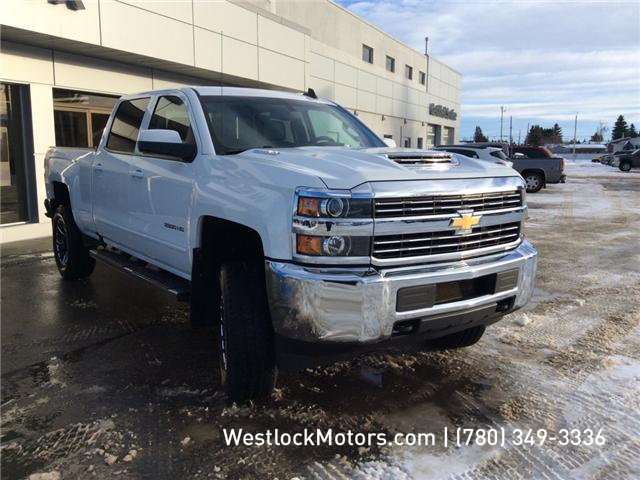 2017 Chevrolet Silverado 2500HD LT (Stk: T1850) in Westlock - Image 9 of 25