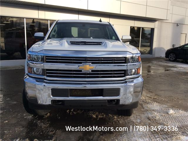 2017 Chevrolet Silverado 2500HD LT (Stk: T1850) in Westlock - Image 10 of 25