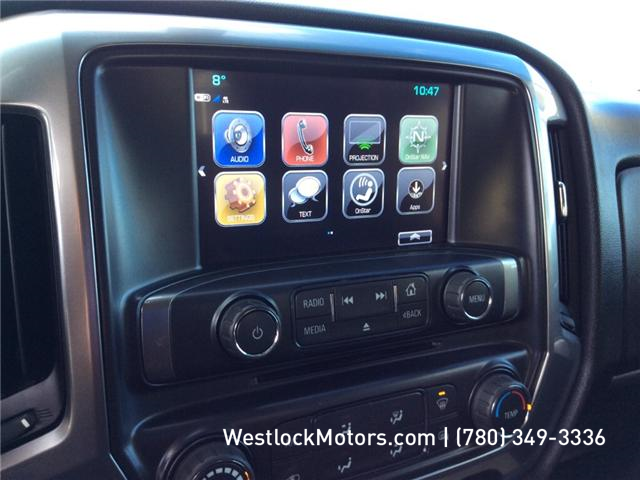 2017 Chevrolet Silverado 2500HD LT (Stk: T1850) in Westlock - Image 23 of 25