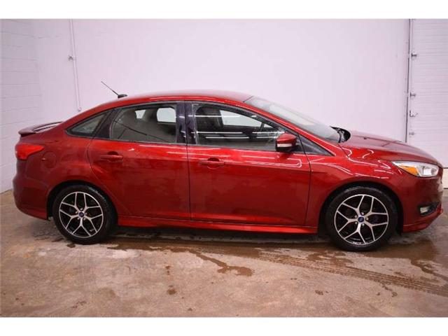 2015 Ford Focus SE - BACKUP CAM * HANDSFREE * PUSH START (Stk: B3023) in Napanee - Image 1 of 30