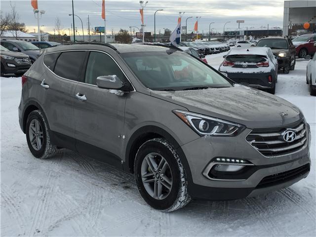 2018 Hyundai Santa Fe Sport 2.4 Premium 5XYZUDLB8JG516960 B7205 in Saskatoon