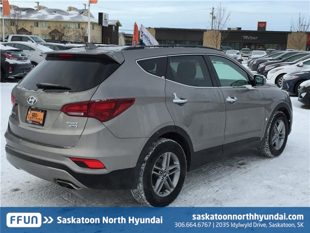 2018 Hyundai Santa Fe Sport 2.4 Premium (Stk: B7205) in Saskatoon - Image 3 of 25
