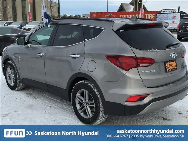 2018 Hyundai Santa Fe Sport 2.4 Premium (Stk: B7205) in Saskatoon - Image 6 of 25
