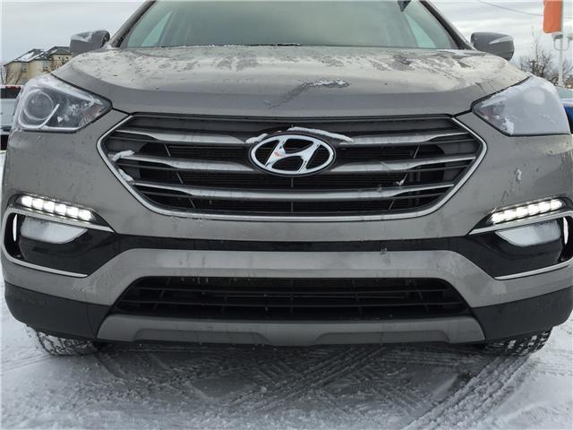 2018 Hyundai Santa Fe Sport 2.4 Premium (Stk: B7205) in Saskatoon - Image 9 of 25