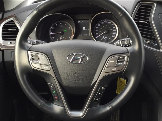 2018 Hyundai Santa Fe Sport 2.4 Premium (Stk: B7205) in Saskatoon - Image 19 of 25