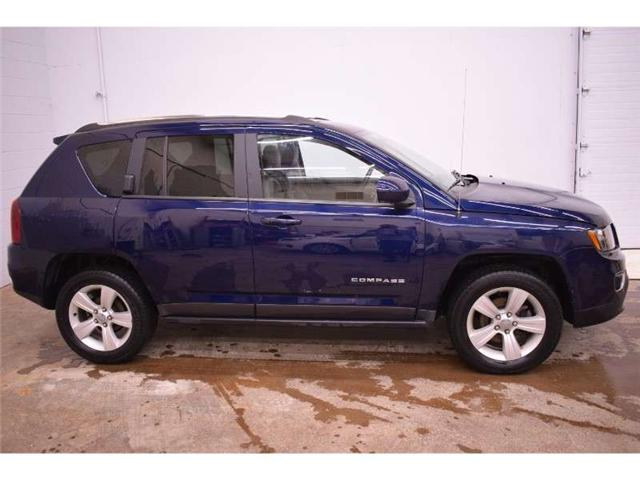 2017 Jeep Compass North 4x4 - HEATED SEATS * SUNROOF * LEATHER (Stk: B3051) in Kingston - Image 1 of 30