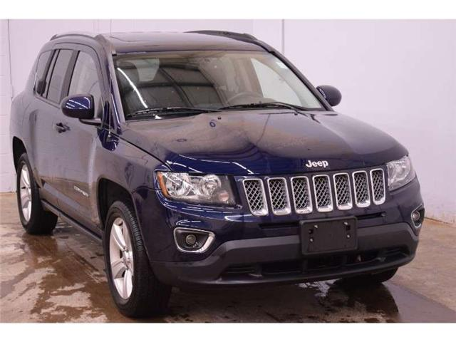 2017 Jeep Compass North 4x4 - HEATED SEATS * SUNROOF * LEATHER (Stk: B3051) in Kingston - Image 2 of 30