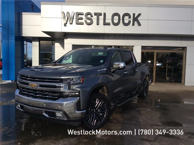 2019 Chevrolet Silverado 1500 LTZ (Stk: 19T57) in Westlock - Image 1 of 24