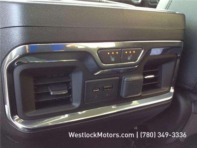2019 Chevrolet Silverado 1500 LTZ (Stk: 19T57) in Westlock - Image 10 of 24