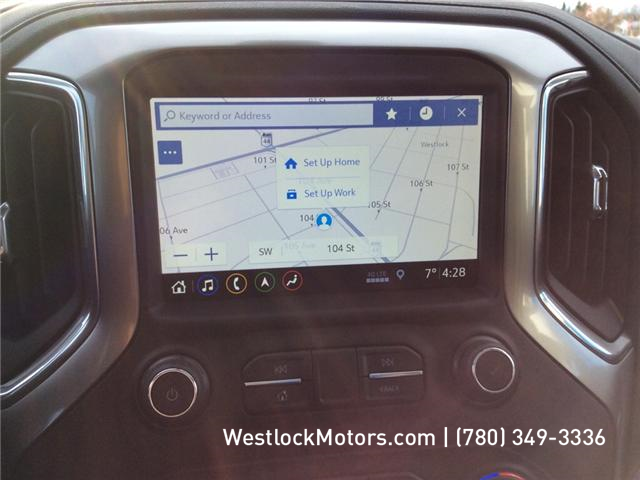 2019 Chevrolet Silverado 1500 LTZ (Stk: 19T57) in Westlock - Image 22 of 24