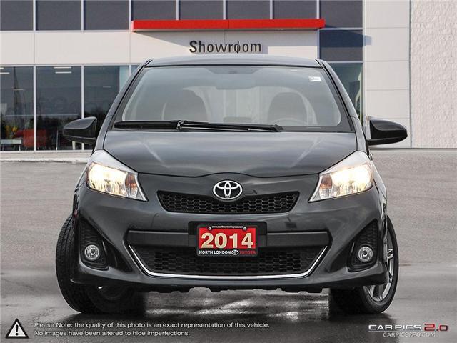 2014 Toyota Yaris SE (Stk: U10947) in London - Image 2 of 27