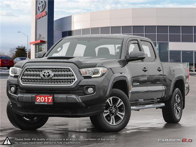 2017 Toyota Tacoma SR5 (Stk: A219108) in London - Image 1 of 27