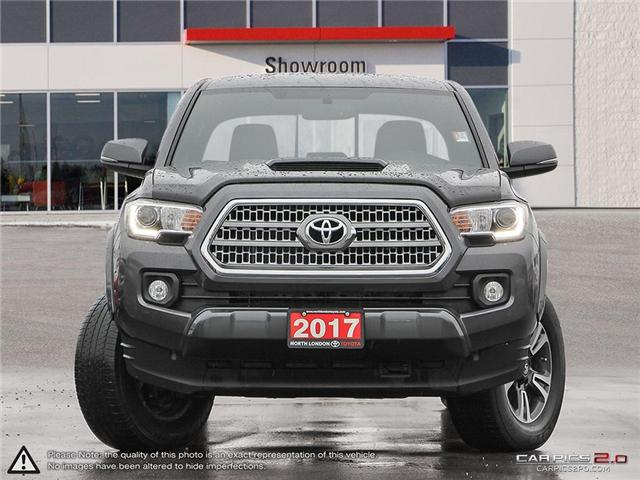 2017 Toyota Tacoma SR5 (Stk: A219108) in London - Image 2 of 27