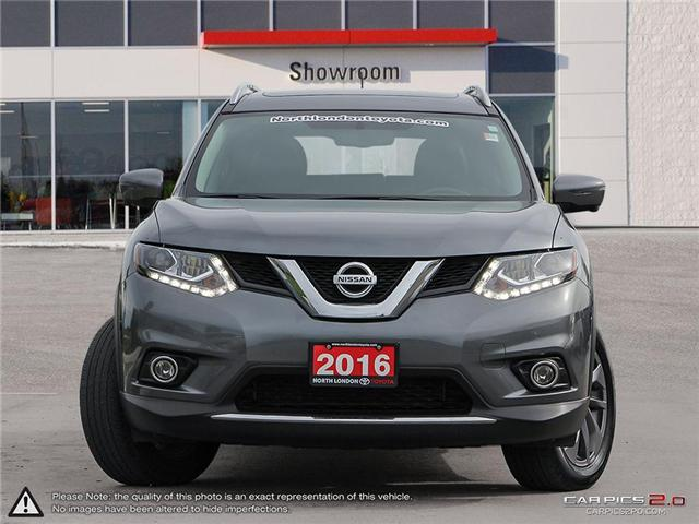 2016 Nissan Rogue S (Stk: A218907) in London - Image 2 of 27