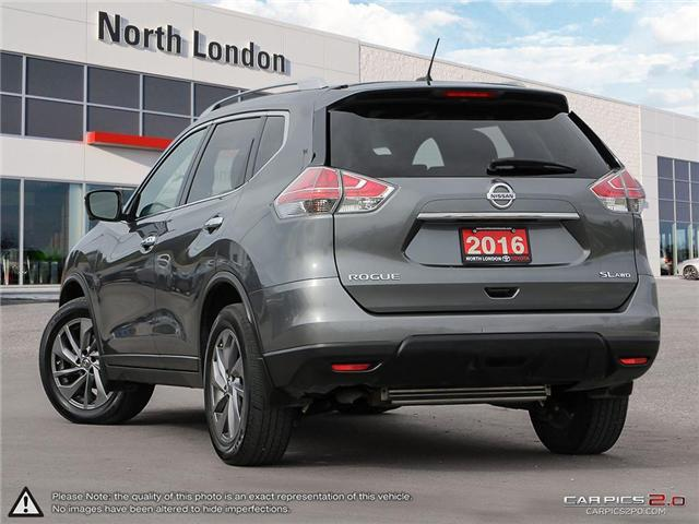 2016 Nissan Rogue S (Stk: A218907) in London - Image 4 of 27