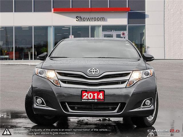 2014 Toyota Venza Base (Stk: A219149) in London - Image 2 of 27