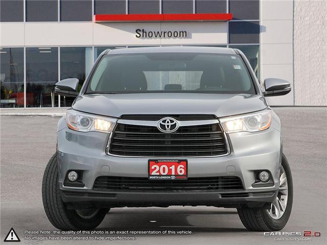 2016 Toyota Highlander LE (Stk: A218977) in London - Image 2 of 27