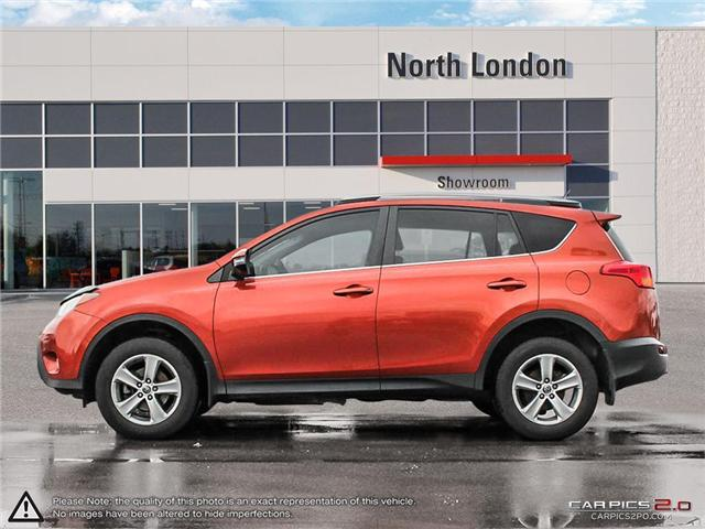 2015 Toyota Rav4 Xle Great Cargo Space And Safety Ratings Edmunds