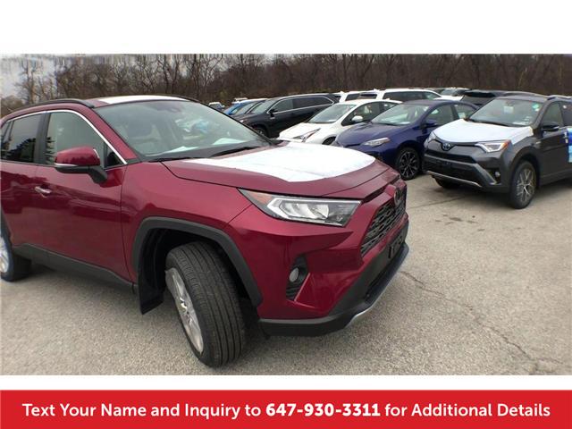2019 Toyota RAV4 Limited (Stk: K8333) in Mississauga - Image 2 of 20