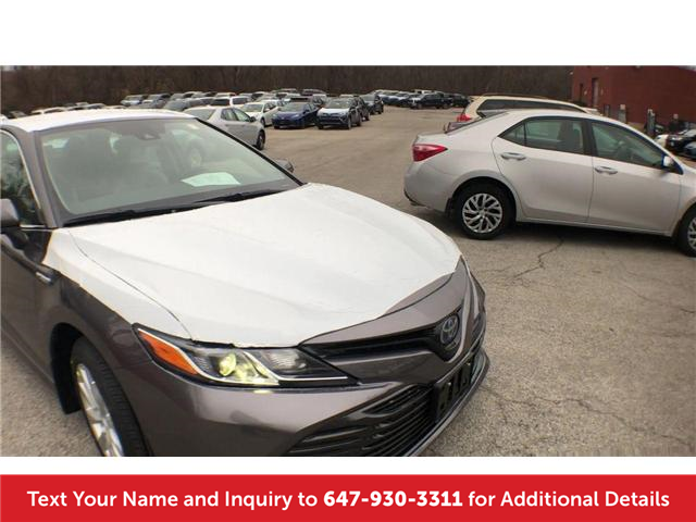 2019 Toyota Camry Hybrid LE (Stk: K4346) in Mississauga - Image 2 of 19