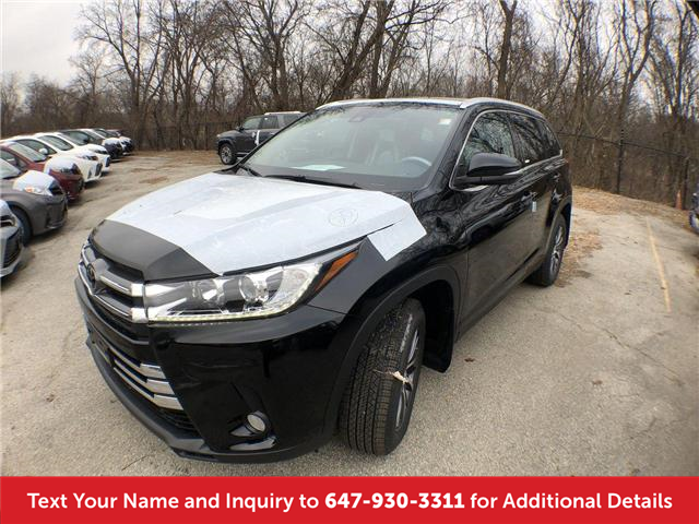 2019 Toyota Highlander XLE (Stk: K8339) in Mississauga - Image 1 of 20