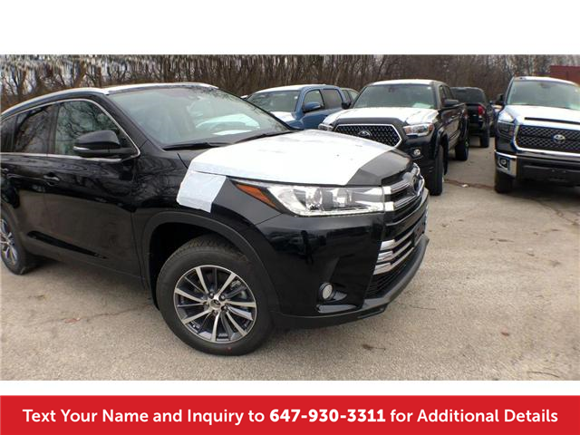 2019 Toyota Highlander XLE (Stk: K8339) in Mississauga - Image 2 of 20
