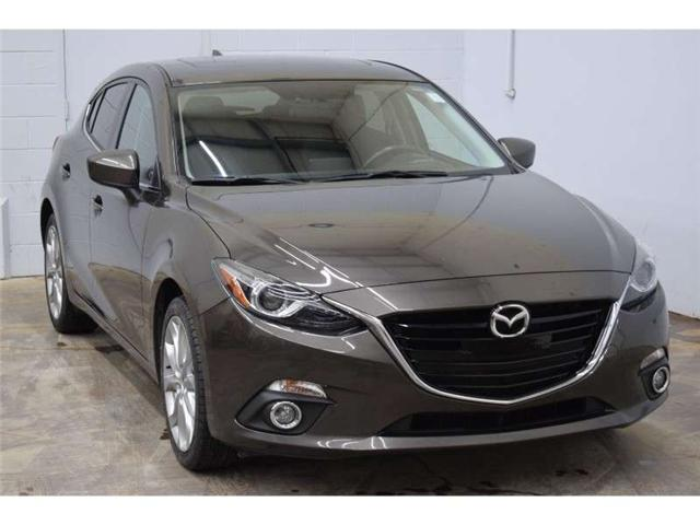 2016 Mazda Mazda3 Sport GT- NAV * BACKUP CAM * HEATED SEATS  (Stk: B3020) in Kingston - Image 2 of 30