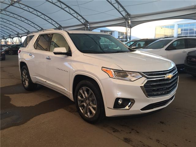 2019 Chevrolet Traverse Premier (Stk: 170951) in AIRDRIE - Image 1 of 26