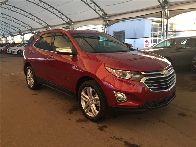 2019 Chevrolet Equinox Premier (Stk: 170977) in AIRDRIE - Image 1 of 23