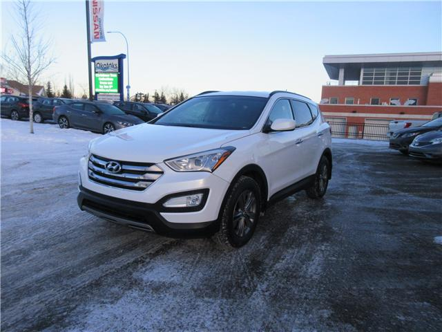 2014 Hyundai Santa Fe Sport 2.4 Base (Stk: 8070) in Okotoks - Image 15 of 21