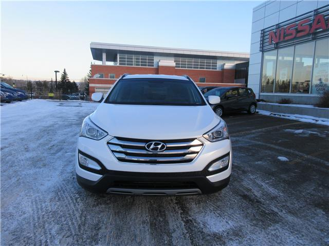 2014 Hyundai Santa Fe Sport 2.4 Base (Stk: 8070) in Okotoks - Image 16 of 21