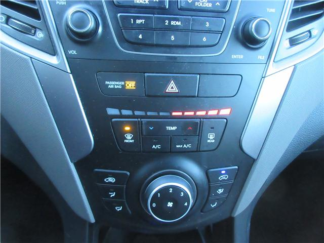 2014 Hyundai Santa Fe Sport 2.4 Base (Stk: 8070) in Okotoks - Image 9 of 21