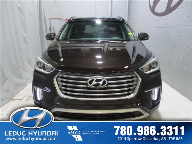 2017 Hyundai Santa Fe XL Limited (Stk: 7SF5708) in Leduc - Image 1 of 8