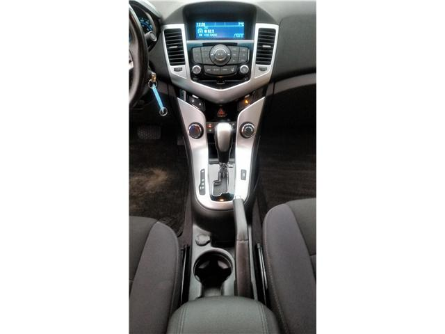 2013 Chevrolet Cruze LT Turbo (Stk: G0082A) in Abbotsford - Image 15 of 19