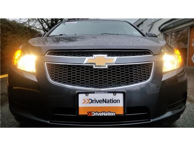 2013 Chevrolet Cruze LT Turbo (Stk: G0082A) in Abbotsford - Image 2 of 19
