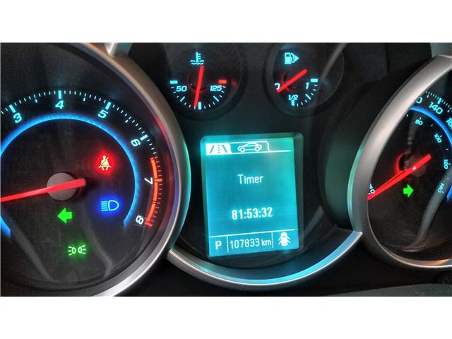 2013 Chevrolet Cruze LT Turbo (Stk: G0082A) in Abbotsford - Image 14 of 19
